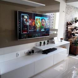 instalação de tv home