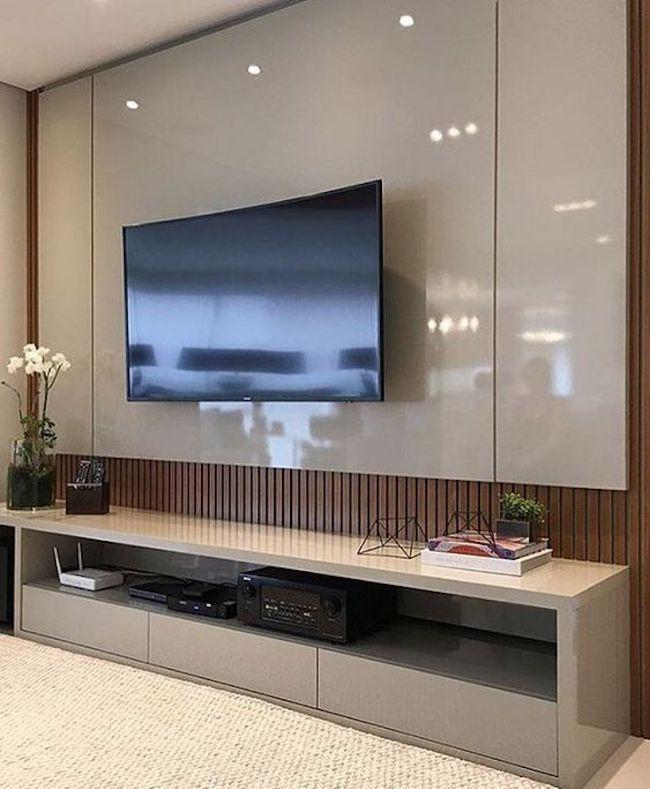 Instalação de Suporte tv painel