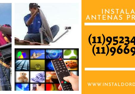 Instalador de Antenas na Zona Norte ((11 95234-7644 Whats))
