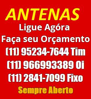 Antenas Digital HdTv Externa