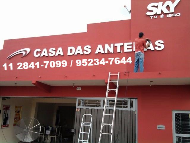 Instalador De Antenas Na Zona Leste11 2841 7099Norte Sul Sp