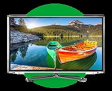 instalação de antena para tv digital led