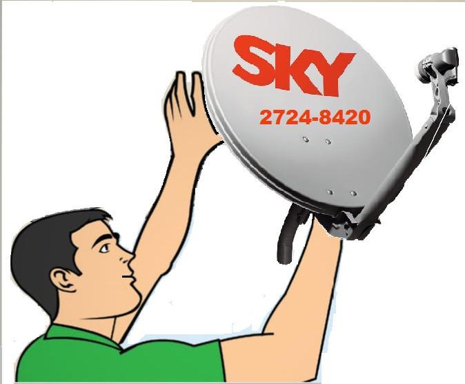 Instalador de antenas claro tv livre sp