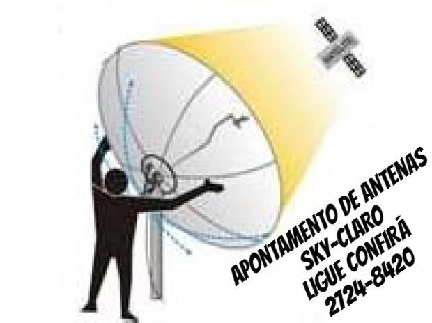 tecnico conserto sky livre claro tv livre sp