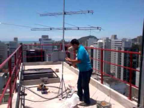 Instalador de Antenas na Zona leste 966993389