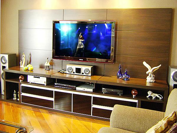 instalador de suporte tv no painel