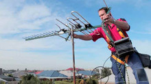Técnico para Instalar ponto de Antena para Dentro do Apartamento