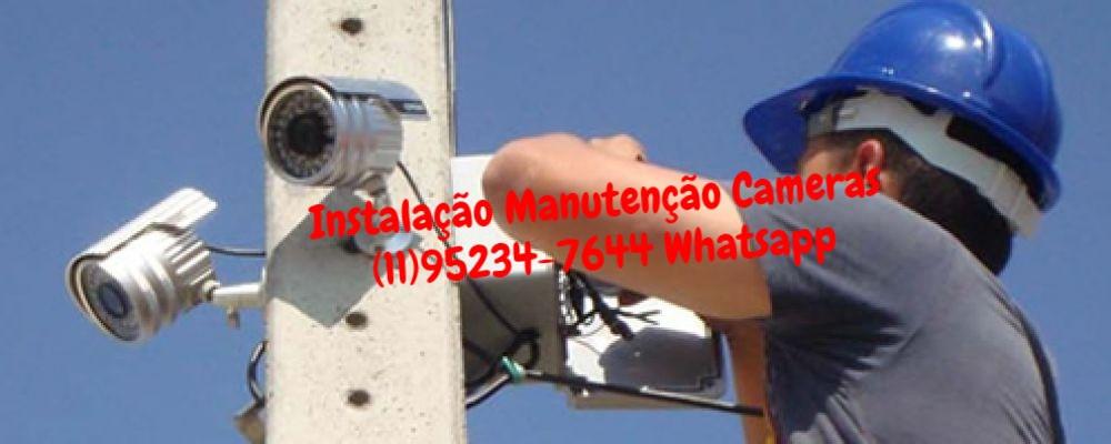 Instalador Cameras Cftv Zona Norte Sp 11 95234 7644