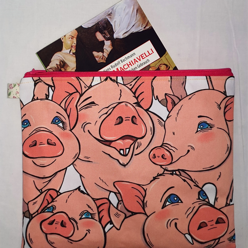 Blue Eyed Pigs