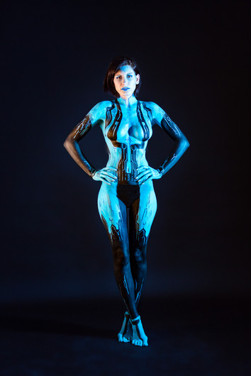 Halo - Cortana