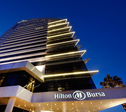 Hilton Bursa & SPA