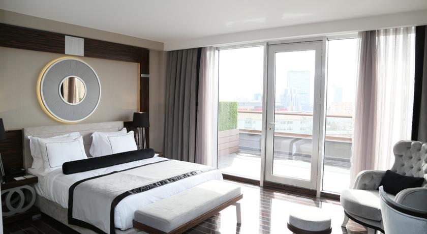 RAMADA HOTEL & SUITES ISTANBUL ŞİŞLİ