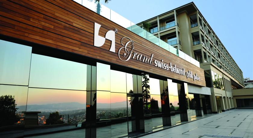 Grand Swiss-Belhotel Celik Palas Thermal Spa