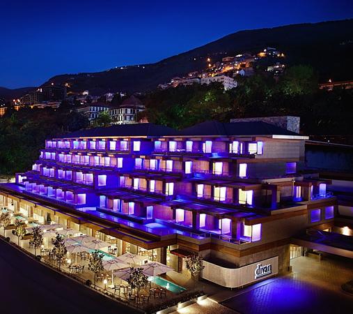 Divan Restaurant Bursa