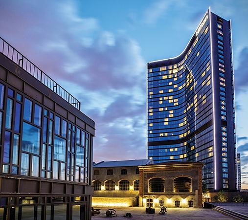 Hilton Istanbul Bomonti