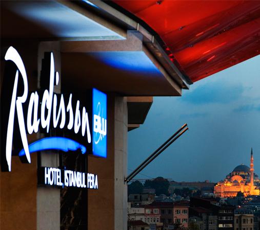 Radisson Blu-Pera
