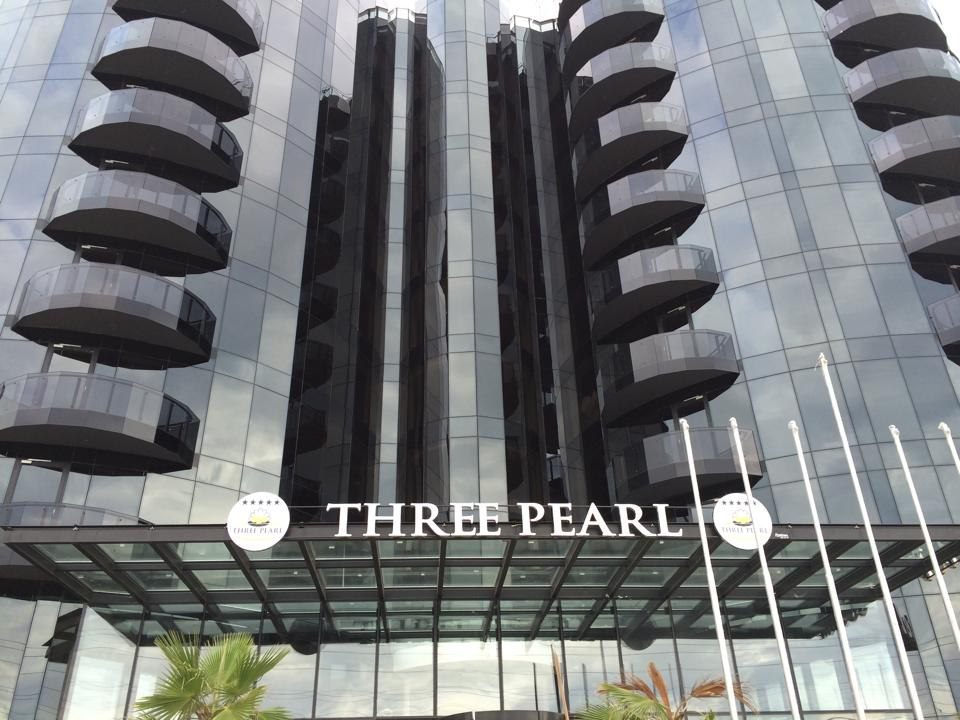 Three Pearl Hotel Trabzon