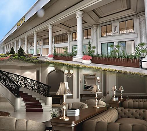 Vialand Palace Hotel