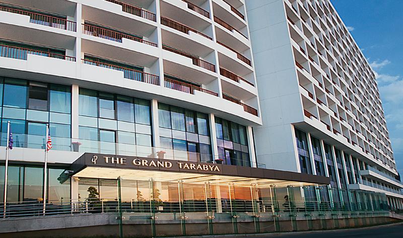 GRAND TARABYA HOTEL