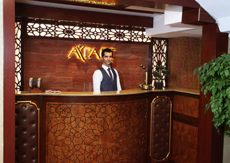 Aypart Hotel Apart