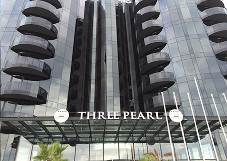 Three Pearl Hotel