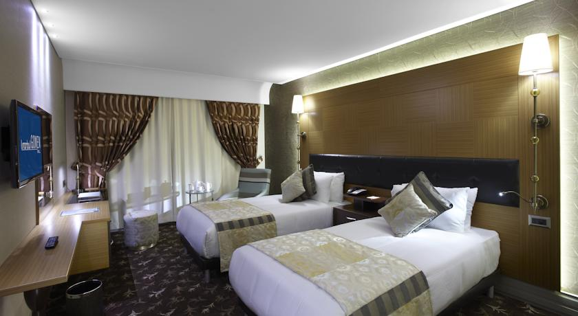 ISTANBUL GONEN HOTEL