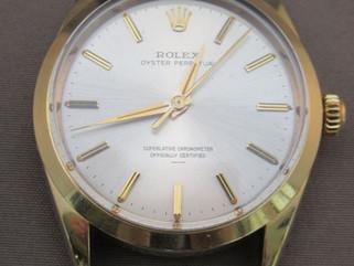 Service : Rolex Oyster Perpetual - calibre 1560