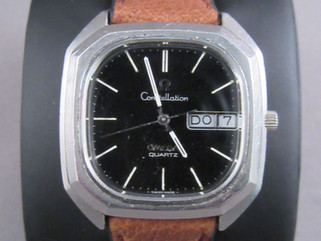Service : Omega Constellation Quartz - Caliber 1310