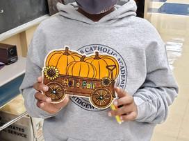 Our October Afterschool activities! Fun!