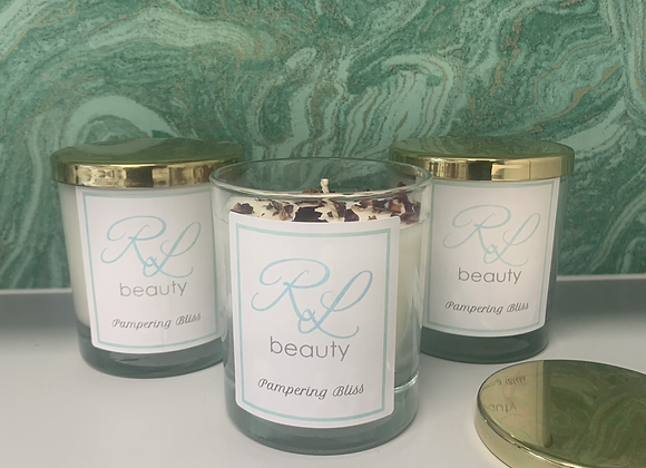 Pampering Bliss Candle