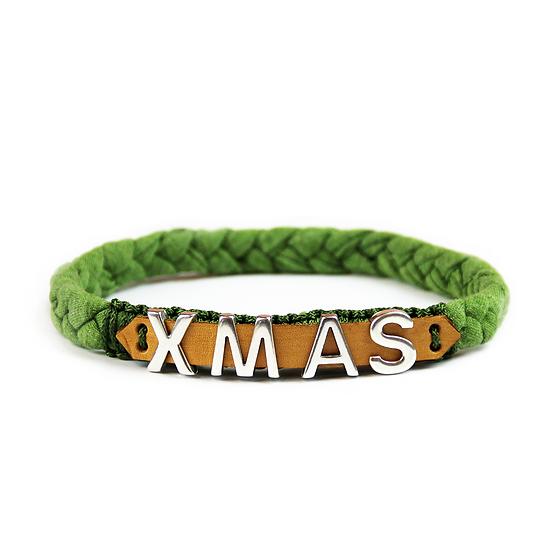 Collier - XMAS - grün