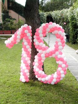 Numeroni di palloni