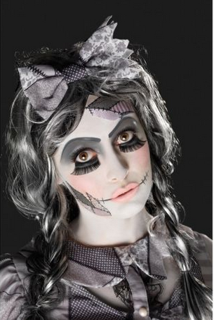SET TRUCCO CREEPY DOLL