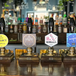 Real Ales at The Rosebery, Norwich