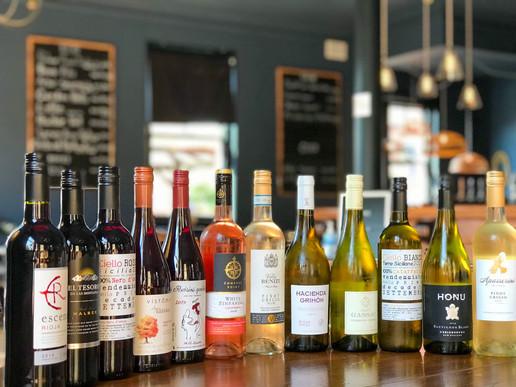 The Rosebery Wine List