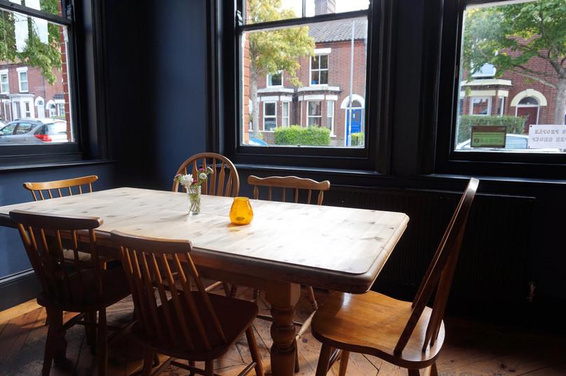 The Rosebery Pub Interior