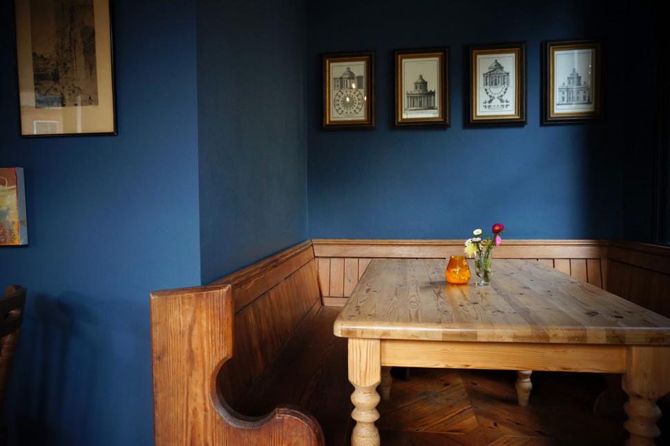 The Rosebery Pub Inside