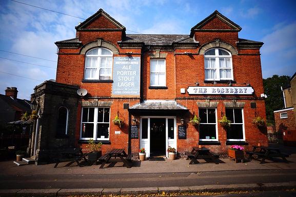 The Rosebery Pub, Norwich, Norfolk