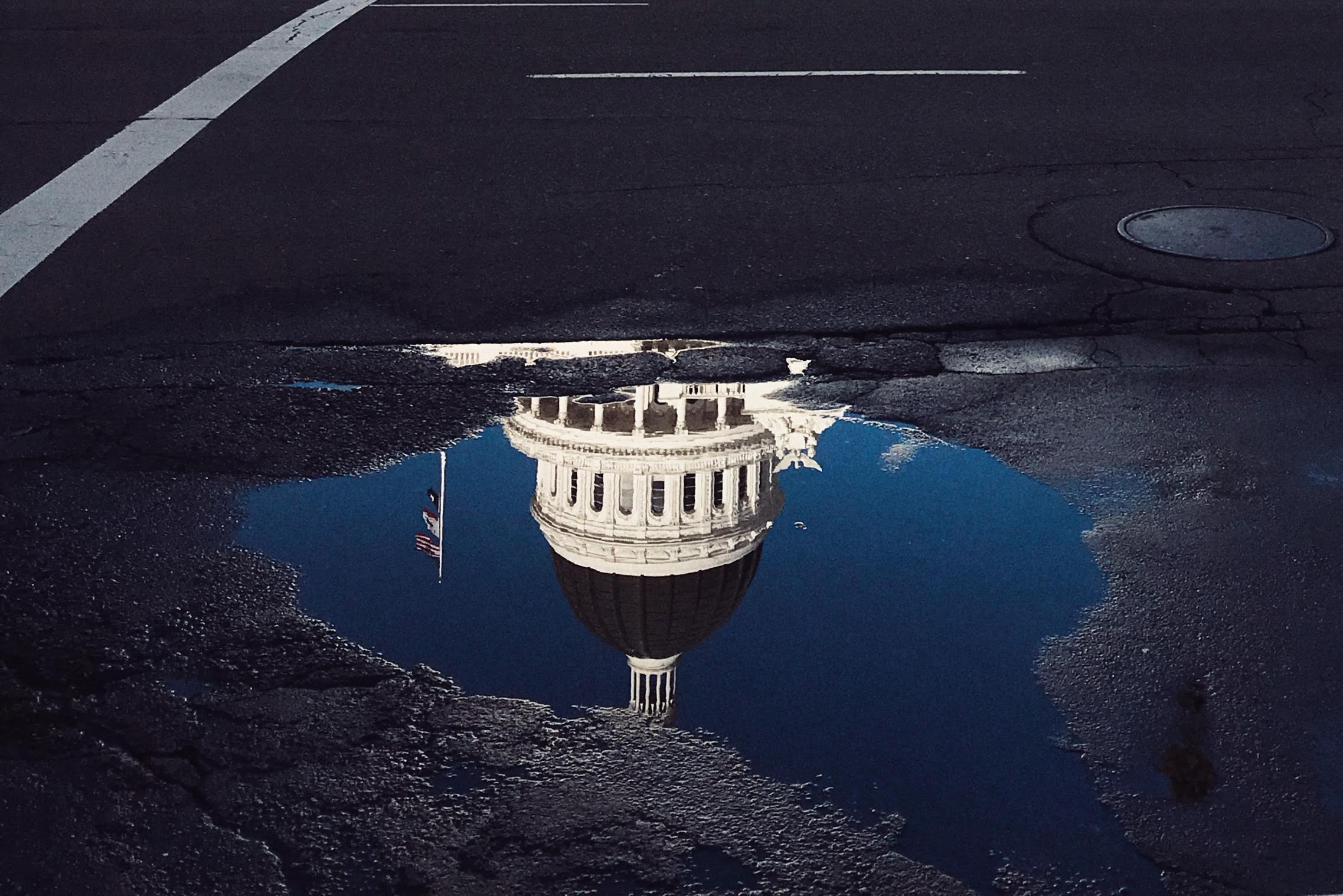 Reflection of the Capital