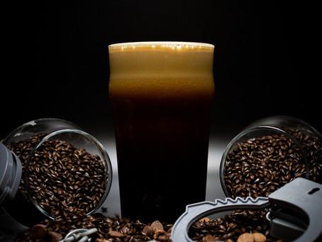 Law & Porter Nitro Coffee ~Barebottle 5.7% ABV
