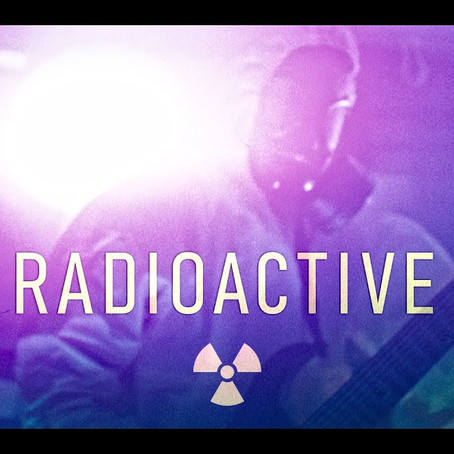 Melodicka Bros -IMAGINE DRAGONS - Radioactive (but it's CYBERPUNK/DARK SYNTH/ELECTRO cover)