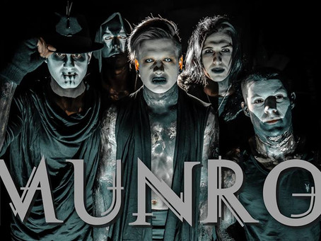 Munro - Anonymonsters