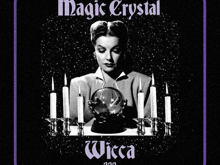 Wicca - Magic Crystal (Single Review)