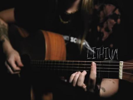 Violet Orlandi - Nirvana Lithium Cover