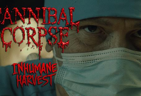 Cannibal Corpse - Inhumane Harvest