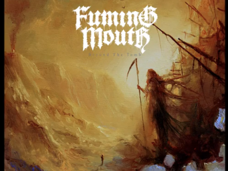 Fuming Mouth - Beyond the Tomb EP