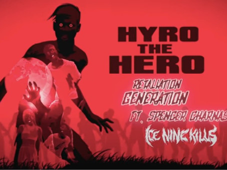 Hyro The Hero - Retaliation Generation
