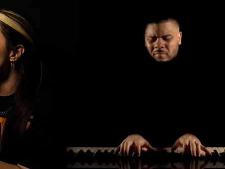 Violet Orlandi ft Karim Kamar- Evanescence Lithium Acoustic Cover