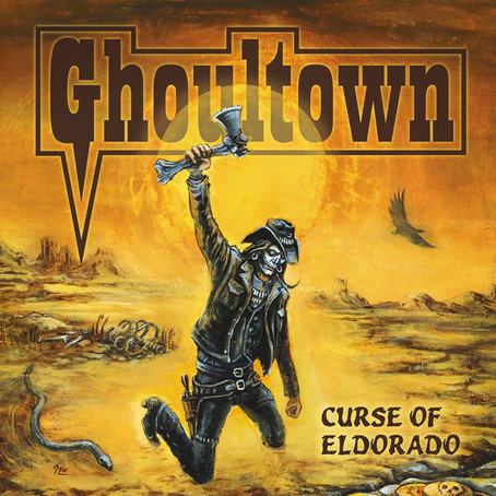 Ghoultown - Bullets Don't Argue