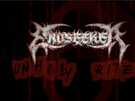 Endseeker - Unholy Rites